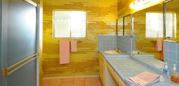 Homeadvisor design through the decades for 1960s bathroom design