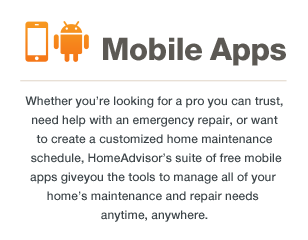HA Mobile Apps