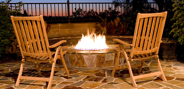 Add a Fire Pit