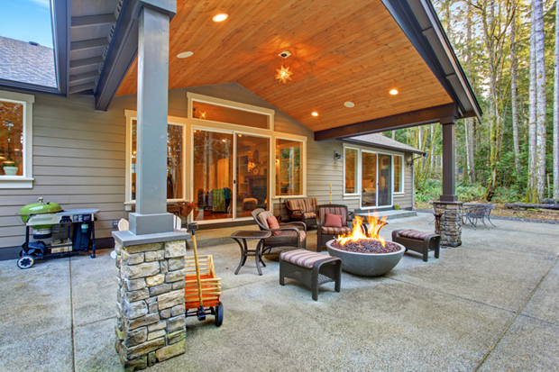 Perfect Outdoor Spaces